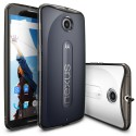 Чехол Ringke Fusion для Motorola Nexus 6 (Smoke Black)