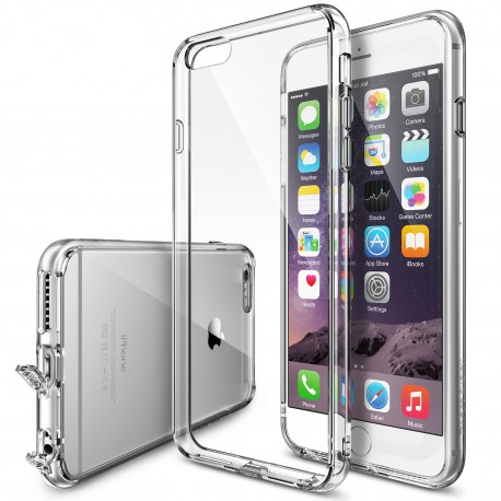 Чехол Ringke Fusion для Apple iPhone 6 Plus/6S Plus (Crystal View)
