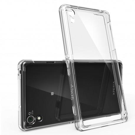 Чехол Ringke Fusion для Sony Xperia Z2 (Crystal View)