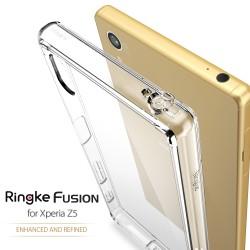 Чехол Ringke Fusion для Sony Xperia Z5 (Crystal View)