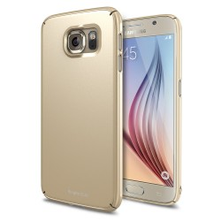 Чехол Ringke Slim для Samsung Galaxy S6 (Royal Gold)