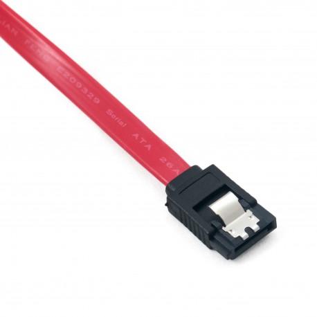 Кабель Extradigital Serial ATA 3.0, 7pin-7pin, 26 AWG, 0.5m