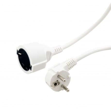 Кабель питания Extradigital Euro Power Cable, Euro Plug-Socket, 16 AWG, 20m