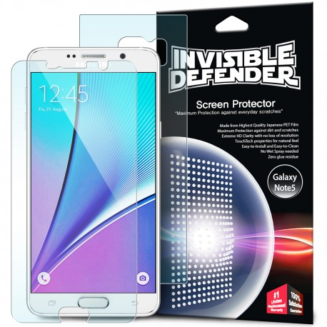 Защитная пленка Ringke для телефона Samsung Galaxy Note 5
