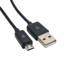 Кабель Extradigital USB 2.0 AM – micro USB type B, 1.5m, 28 AWG, Hi-Speed