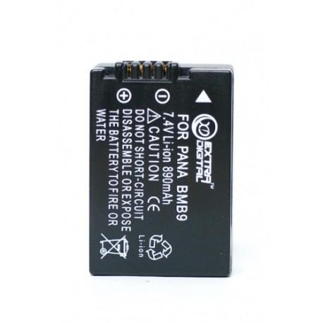 Аккумулятор Panasonic DMW-BMB9