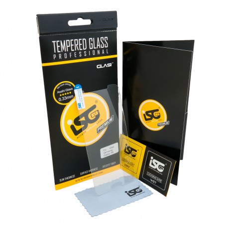 Защитное стекло iSG Tempered Glass Pro для Samsung Galaxy S6