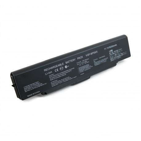 Аккумулятор ExtraDigital для ноутбуков Sony VAIO (VGP-BPS9/S) 11.1V 5200mAh