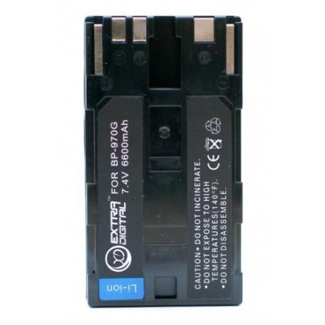 Аккумулятор Canon BP-970