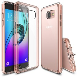 Чехол Ringke Fusion для Samsung Galaxy A7 (2016) (Rose Gold)