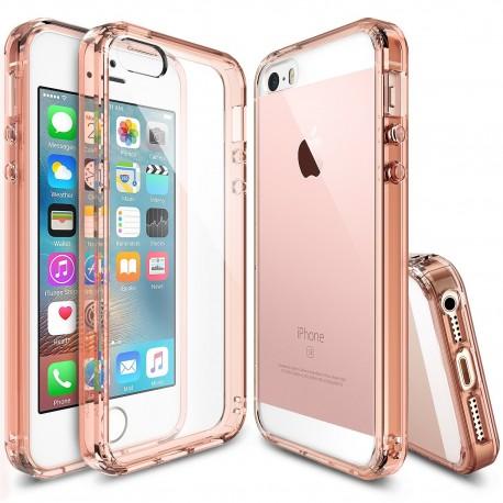 Чехол Ringke Fusion для iPhone SE/5S/5 (Rose Gold)