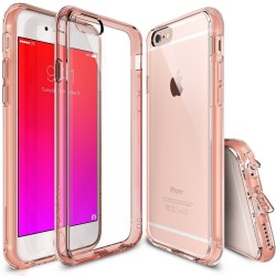 Чехол Ringke Fusion для iPhone 6/6S (Rose Gold)