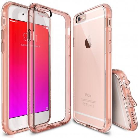 Чехол Ringke Fusion для iPhone 6/6S (Rose Gold)