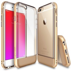 Чехол Ringke Fusion Frame для iPhone 6/6S (Royal Gold)