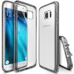 Чехол Ringke Fusion для Samsung Galaxy S7 Edge (Smoke Black)