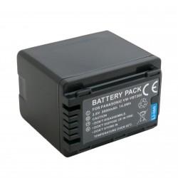 Аккумулятор ExtraDigital для Panasonic VW-VBT380, Li-ion, 3.6V, 3900 mAh (BDP2692)