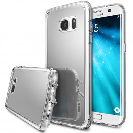 Чехол Ringke Fusion Mirror для Samsung Galaxy S7 Edge Silver (825212)