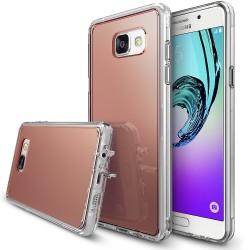 Чехол Ringke Fusion Mirror для Samsung Galaxy A3 2016 Duos SM-A310 Rose Gold (151093)