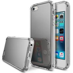 Чехол Ringke Fusion Mirror для iPhone SE/5S/5 Silver (824512)