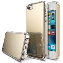 Чехол Ringke Fusion Mirror для iPhone SE/5S/5 Royal Gold (824574)