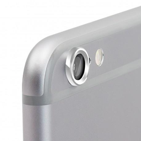 Защита JCPAL на камеру и кнопку Touch ID для iPhone 6/6S (Silver)