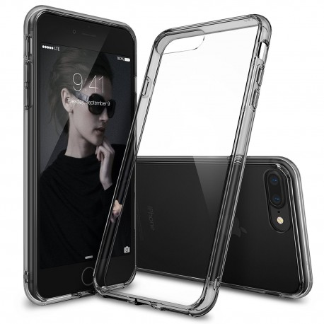 Чехол Ringke Fusion для Apple iPhone 7 Plus (Smoke Black)