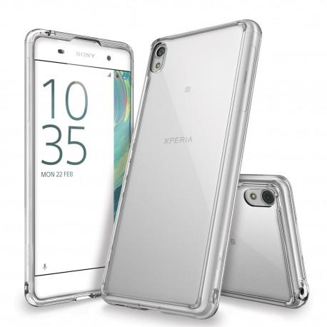 Чехол Ringke Fusion для Sony Xperia XA Dual F3112 (Clear)