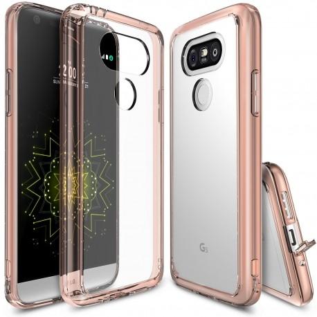 Чехол Ringke Fusion для LG G5 (Rose Gold)