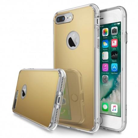 Чехол Ringke Fusion Mirror для Apple iPhone 7 Plus (Royal Gold)