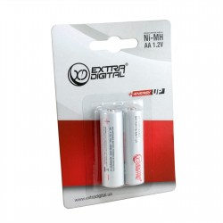 Аккумулятор Extradigital Energy UP AA 2500mAh, Ni-MH, 2 шт