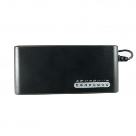 Универсальный блок питания для ноутбуков Extradigital ED-100W2437 (15-24V 100W 4.5A)