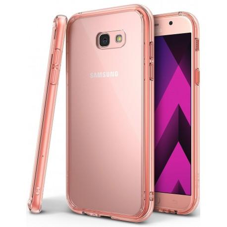 Чехол Ringke Fusion для Samsung Galaxy A5 2017 Duos SM-A520 Rose Gold (012763)