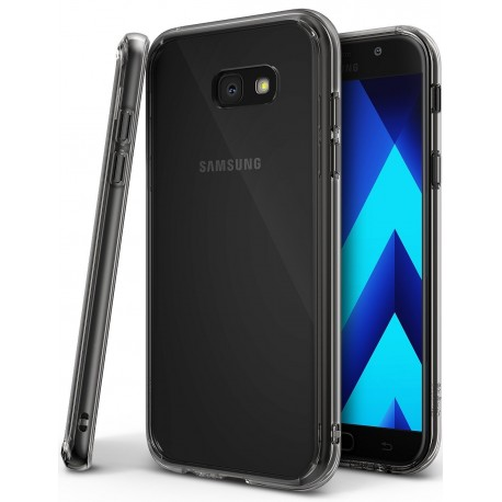 Чехол Ringke Fusion для Samsung Galaxy A7 2017 Duos SM-A720 Smoke Black (012824)