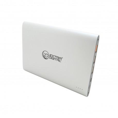 Мобильный аккумулятор Extradigital YN-034Q (20 000 mAh) Silver