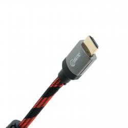 Extradigital HDMI to HDMI, 3m, v2.0, 28 AWG, Gold, Nylon, 2xFerrites