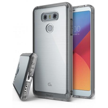 Чехол Ringke Fusion для LG G6 Smoke Black (RCL4315)