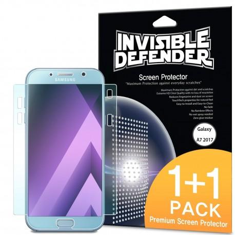 Защитная пленка Ringke Full Cover для Samsung Galaxy A7 2017 Duos SM-A720