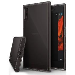 Чехол Ringke Fusion для Sony Xperia XZ F8332 Dual Sim Smoke Black (RCS4318)