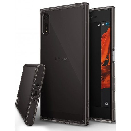 Чехол Ringke Fusion для Sony Xperia XZ F8332 Dual Sim Clear (RCS4318)